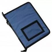Porte documents véhicule en polyamide - Dimensions (L x l x ep) : 250 x 200 x 30 mm