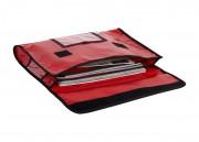 Porte documents vehicule sacoche tournee - Dimensions en mm : 310 x  380 mm