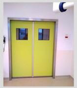 Porte étanche battante pour salle blanche - Porte étanche à l'air