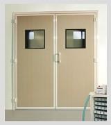 Porte étanche pivotante pour salle blanche et laboratoire - Pour salle à atmosphère contrôlée