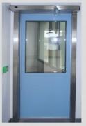 Porte étanche pour laboratoire - Répondant à des normes hygiènes et sanitaires