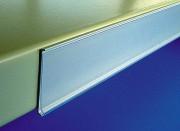 Porte étiquette autocollant et magnétique - En PVC extrudé