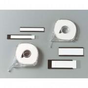 Porte-étiquette magnétique 1,5 x 8 cm pour plannings - NOBO