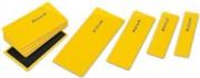 Porte-étiquette magnétique 90x25 mm - Réf. CS 202