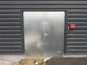 Porte évacuation industrielle - Des solutions durables et efficaces