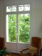 Porte-fenêtre pvc - Serrure 3 ou 5 points