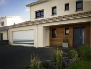 Porte garage antivol - Disponible en 4 décors et 20 coloris