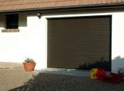 Porte garage roulant traditionnelle - Ouverture électrique - Enroulable