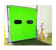 Porte industrielle automatique - Porte automatisée pour caristes