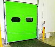 Porte industrielle automatisée - Porte automatisée pour les caristes
