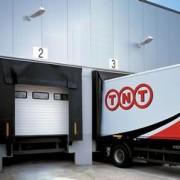 Porte industrielle en acier à double paroi - TPU 40