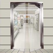 Porte isolante souple à vantaux - Epaisseurs : 5 - 6 - 7 mm