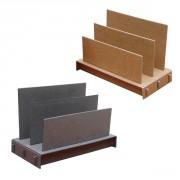 Porte Lettres en carton - En kit - 100% recyclées