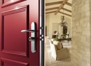 Porte maison blindée - 3 ou 5 points de fermetures