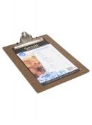 Porte menu à pince - Format : A4