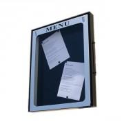 Porte menu provence