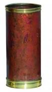 Porte-parapluie de luxe - Cuivre , capacité : 20 L/ 22 L
