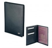 Porte passeport personnalisé - Dimensions  (cm) : 14 x 1 x 10,5