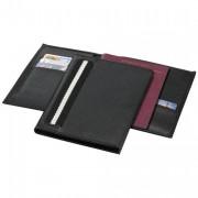 Porte passeport simili cuir - Sac portefeuille en Imitation cuir, 51 gr, Noir