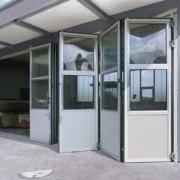 Porte pliante pour entreprise - KSE