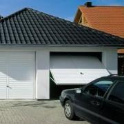 Porte pour garage - N80