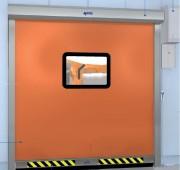 Porte pour protection de machine - Vitesse d'ouverture / fermeture : 2.4 / 1.3 m/s
