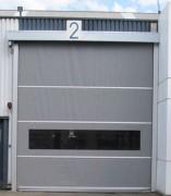 Porte rapide extérieure - Haute qualité  -  Usage externe