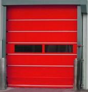 Porte souple pour industrie - Largeur de la porte : 4000 ou 7000 mm