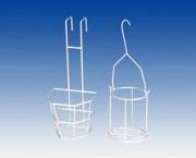 Porte urinal plastifié avec bouchon - Ref CO 45 500 00R