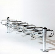 Porte vélo 12 places - Encombrement (mm) : 2 OOO x 52O x 61O