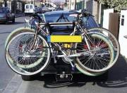 Porte vélo voiture