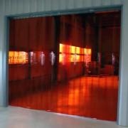 Portes souples avec lanières - Différentes largeur : 200-300-400 mm