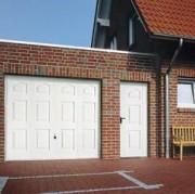 Portillon indépendants pour garage