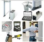 Portique de détection de métaux - Détection dynamique des objets dangereux