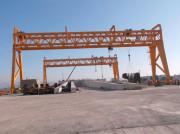 Portique de levage 80 tonnes