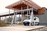 Portique levage mobile aluminium