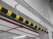 Portique limiteur de hauteur - Limiteur de hauteur et protections de portails
