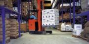 Pose de sols industrie - Installations de production et de stockage
