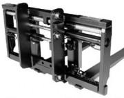 Positionneur de fourches fonction translation intégrée - Longueur fourches 1200 mm