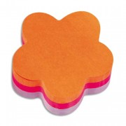 POST-IT Bloc repositionnable 225 feuilles forme coeur 2007H - Post-it®