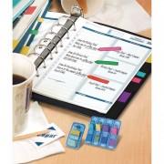 POST IT Set de 5 cartes de 20 index étroit neutre coloris assortis classiques 683 - Post-it®