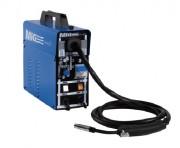 Poste à souder MIG 230 V - Tension de réseau: 230 V - Puissance absorbée: 1.9 KVA - Tension à vide: 17-23.5V