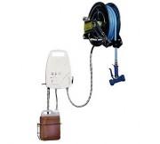 Poste de désinfection pour cuisine -     Centrale avec tuyau de 20 m   - 2 modèles: mono-produit / bi-produit     - Sans ou Certifié ACSE