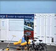 Poste de secours plage - Surveillance des plages  -  Adapté aux PMR