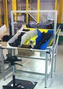 Poste de travail atelier ergonomique et modulaire - Analyse, réalisation d'espace de travail ergonomique