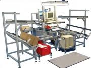 Poste de travail électronique profilé aluminium - Pour programmation de cartes électroniques