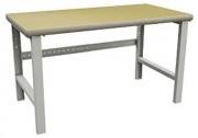 Poste de travail Workshop standard - Dimensions (L x l x h)mm : 1500 x 750 - Capacité de charge : 750 kg
