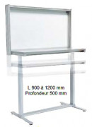 Poste point qualité - En aluminium   -   Ergonomique