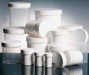 Pot à couvercle vissant - Capacité (ml) : De 25 à 2000