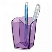 Pot à crayons Tonic de, coloris Lilas - CEP